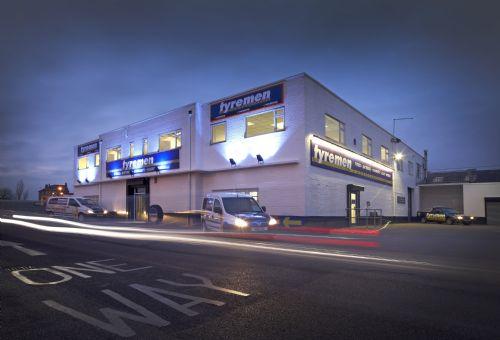 New depot
