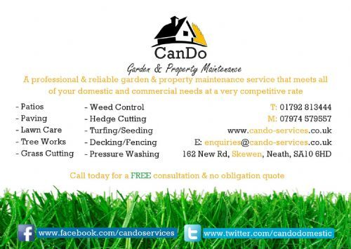Garden & Property Maintenance