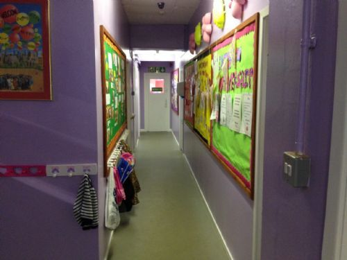 Nursery Hall Way