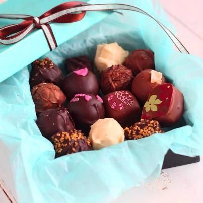 Chocolate Truffles Workshop