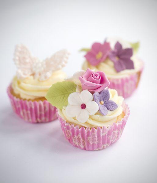 Vintage Cupcakes Workshops