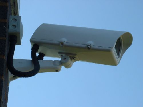 Cctv camera 2.