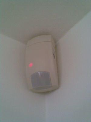 Intruder Alarm Sensor PIR