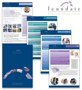 Graphic Core Brochure design and print