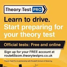 Provides help and support with Theory Test and hazard Perception Test