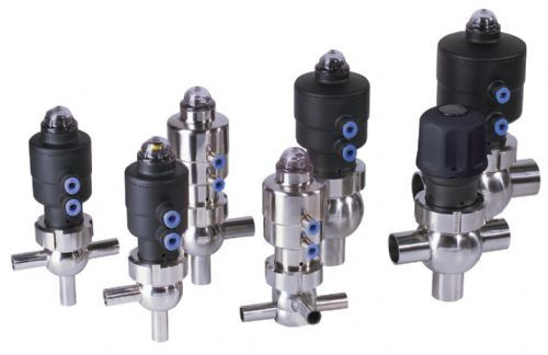 GEA Tuchenhagen's VESTA valves