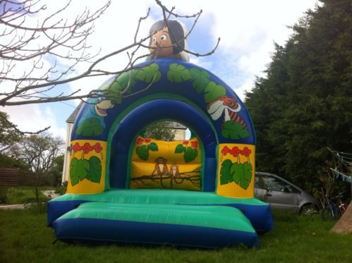 Jungle Book deep bed bouncer