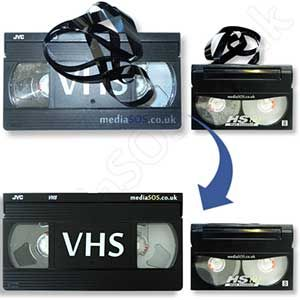 Repair audio/video tapes.