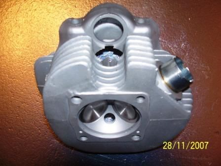 Tiger Cub Head - Specialist Motorbike Part,