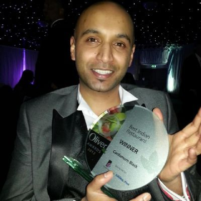 Best Indian Restaurant Award 2013