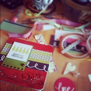 Card making workshops
