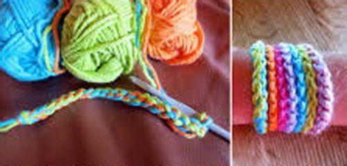 Children's crochet workshops
