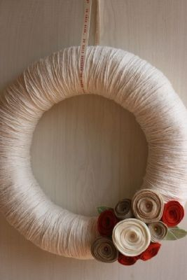 Contemporary wreath making workshops