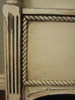 Chalk paint (TM) furniture paint - beginners