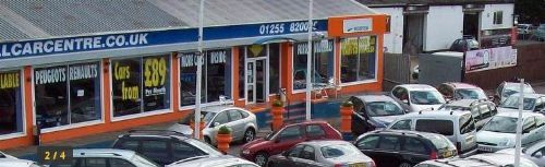 Pumphill Car Centre