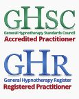 General Hypnotherapy Standards Council - Accredited  and Registered Practitioner