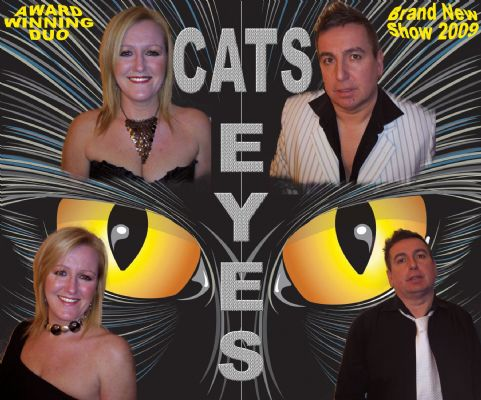 Cats Eye:- Fantastic Girl/Boy Duo