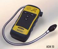 Gas leak detectors calibration.