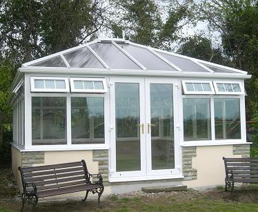 Garden Sun House