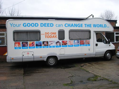 Vehicle Graphics in full Colour