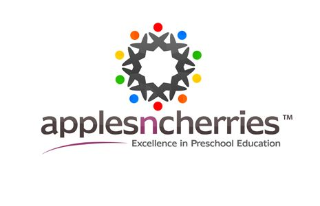 Apples and Cherries Preschools Logo