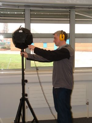 Preparing for Sound Insulation Testing