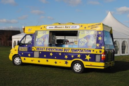 Ice cream vans in kent.