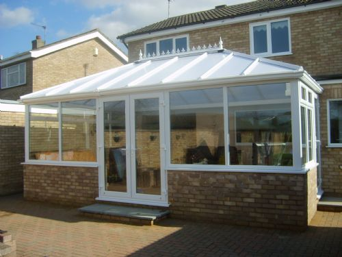 Conservatory at Downham Market