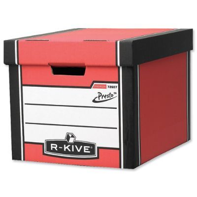 Archive Box For File Storage