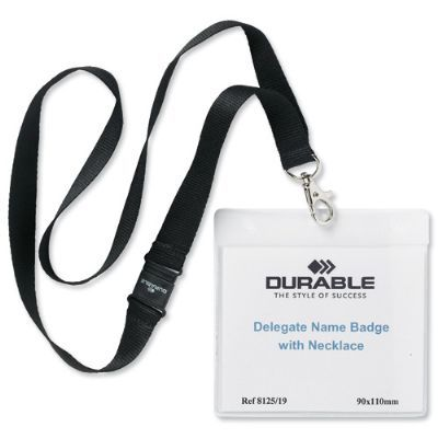 Delegate Name Badges