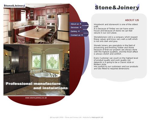Www. Stone-joinery. Co. Uk.