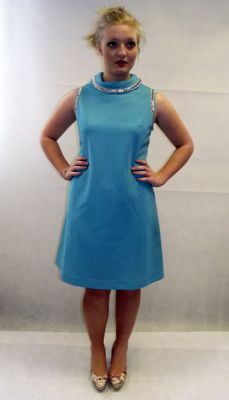 1960s vintage dress available at My Vintage