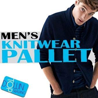 Men's Ex Store Knitwear Pallet