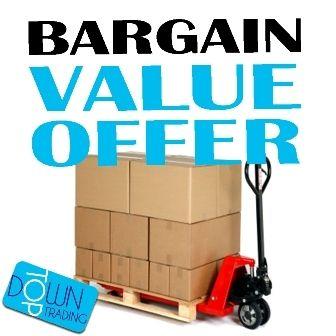 Ladies Assorted Bargain Value Pallet