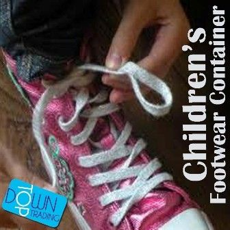 Children's Shoe, Trainer, Sandal Footwear Container and Pallet Offers Available