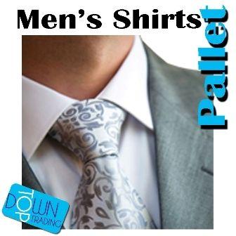 Men's Mixed Ex Designer Shirts Pallet