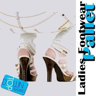Ladies Ex Chain Store Mixed Footwear Pallet