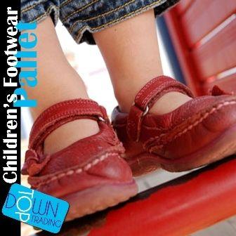 Children's Shoe, Trainer, Sandal Footwear Pallet