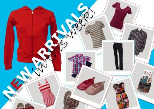 New Arrivals every week!