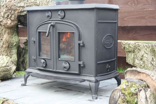 Country kiln 38 wood burning stoves, multi fuel stoves.