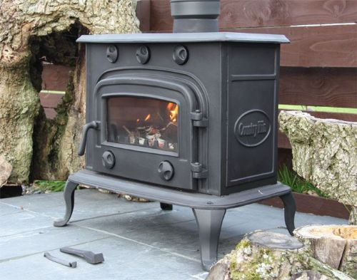 Country kiln 42 wood burning stoves, multi fuel stoves.
