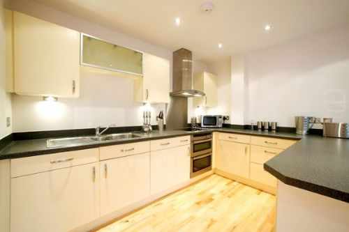 Serviced Apartments Kitchen