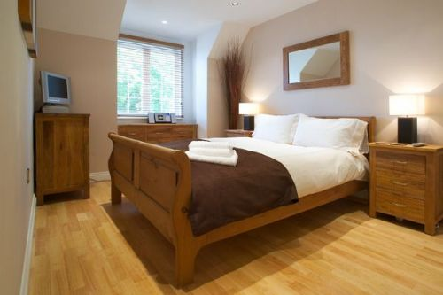 Serviced Apartments Bedroom