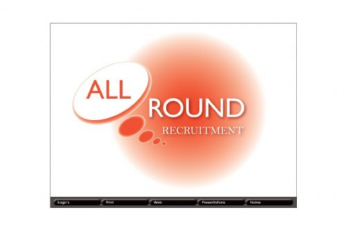 All Round Recruitment Logo