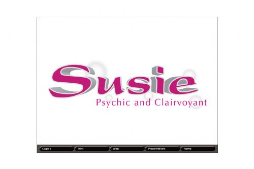 Susie - Psychic and Clairvoyant Logo
