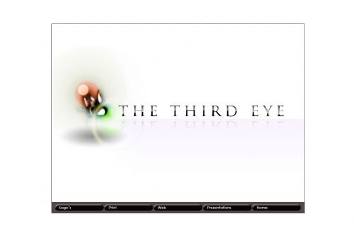 The Third Eye Radio Show Logo