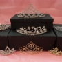 Example of Bride/Bridesmaid Tiara Range