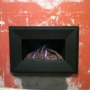 Gazco Hole in the wall gas fire