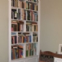 Alcove Bookcase and Cupboard Unit