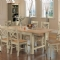Painted oak dining sets from pine-oakfurniture